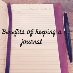 Why you should start journaling today
