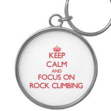Rock climbing is on my Bucket list
