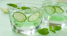 Cucumber Water For Healthy and Optimal Weight Loss