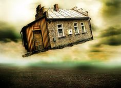 TaxusArt: House of God Cabin, God, House Styles, Home Decor, Dios, Homemade Home Decor, Cabins, Cottage, Decoration Home