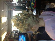 Alli - children's hair/updo