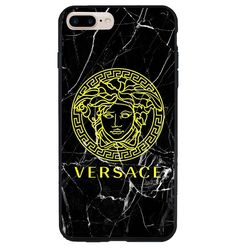 Cool Versace Gold Marble Version Print On Hard Plastic Cover Case iPhone 6 7 Versace Gold, Iphone 6 Cases, Gold Marble, Cool Designs, Cover, Gifts, Ebay, Presents, Iphone 6 Skins