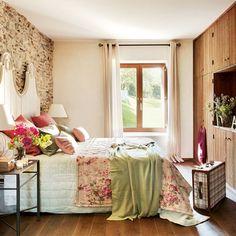 Hangulatos kis hálószobák