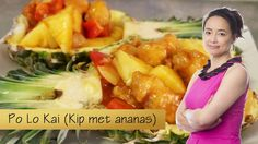 Zelf thuis Po Lo Kai (kip met ananas) maken