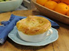 Katie Lee's Chicken Pot Pie recipe from Katie Lee via Food Network