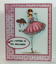 stamping bella | katherine is one of stamping bella s newest uptown girls you want her ...