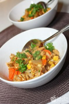 Easy Chicken Stew - BusyButHealthy.com