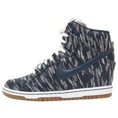 Nike Camouflage Trainers | Vestiaire Collective