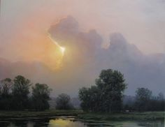 Renato Muccillo Fine Arts Studio - Evening Halo