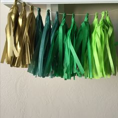 Tassel Garland - Where the Wild Things Are Party Ideas
