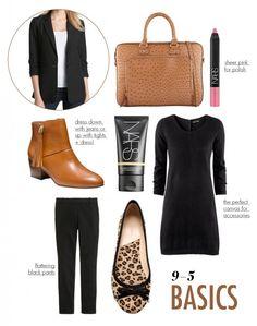 office wardrobe basics
