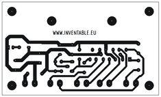 Amplificador ultracompacto - Hazlo tú mismo en Taringa! Amplificador 12v, Circuit Board Design, Car Audio, Circuits, Tecnologia, Printed Circuit Board, Studios, Projects