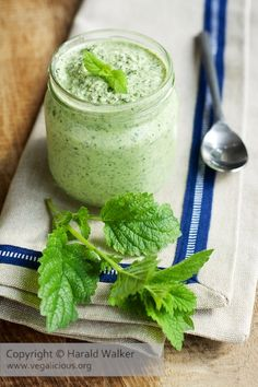 Lemon Balm Pesto / for the pesto:  2 cups fresh lemon balm leaves 1 cup fresh parsley leaves 2 cloves garlic 1/4 cup raw cashews, soaked 1/4 cup olive oil 1/4 cup nutritional yeast juice of 1 lemon salt and pepper to taste