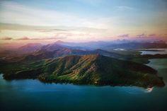 Breathtaking landscape of Cape Yamu