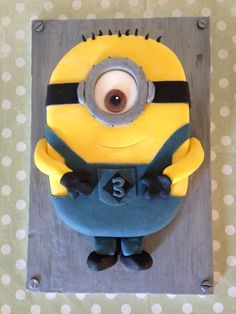 Minion Birthday Cake Coles