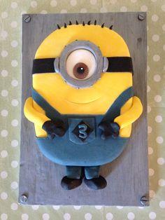 Minion Birthday Cake Coles