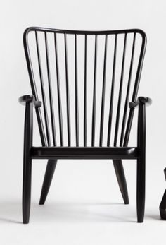 modern Windsor chair