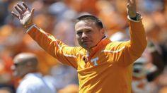 butch jones vols coach | Clifton Garrett: Tennessee Volunteers to Host 5-Star OLB