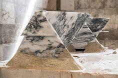 Amanda Levete - rock - sculpture - conceptual