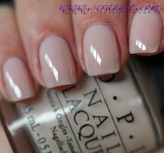 OPI Barre My Soul from the new NYC Ballet collection, link shows all the colors from the collection