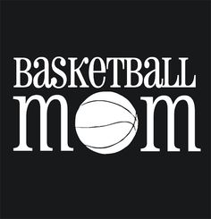Basketball Mom Car Window Decal Basketball by CustomVinylbyBridge, $9.00