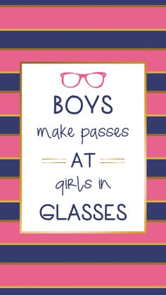 History In High Heels: Printable: Girls in Glasses Saving Your Marriage, Save My Marriage, Marriage Advice, Eye Puns, Vision Quotes, Marriage Prayer, Eye Doctor, Doctor Office, Girls With Glasses