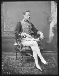 William Lygon, Earl Beauchamp is generally supposed to have been the model for Lord Marchmain in Evelyn Waugh's novel, Brideshead Revisited. Dandy, Brideshead Revisited, Evelyn Waugh, Morning Suits, Court Dresses, Medieval Fashion, New South, Bloomsbury, Trending Topics