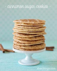 Cinnamon Sugar Cookies | www.shariblogs.com | #pillsbury