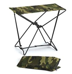Woodland Camo Folding Stool for Camp or Shop ** See this great product.