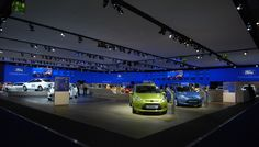 Imagination creates Ford's most content-rich Paris Motor Show stand yet - Global - Imagination