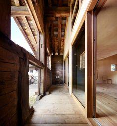 100 let stará stodola se změnila na víkendový dům | Cubicor News