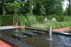 Stefania Jardín: * Agua Espejos en jardines contemporáneos