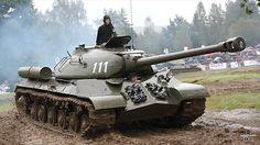 이오시프 스탈린 전차 : 네이버캐스트