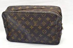 Authentic-Vintage-Louis-Vuitton-Monogram-MM-Toiletry-Cosmetic-Pouch