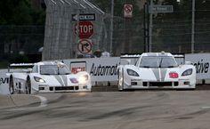 Action Express DP Corvettes finish 1-2 at Detroit Belle Isle