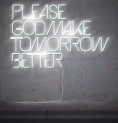 #bettertomorrow