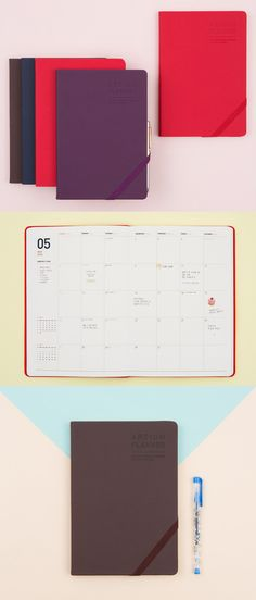 Got an important plan for the coming year? Look no further and check out the 2018 Large Ardium Daily Planner! This luxurious and stylish planner has everything you will need to make the best of the next year! The large size also makes it easy to note and write details for your planning!