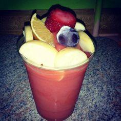 Frappe Frutas