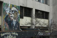 Mural de Díaz Ordaz.
