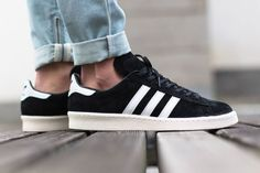 """Une nouvelle itération des mythiques Campus 80s d'Adidas Originals voit le jour, c'est le """"Japan Pack Vintage""""."""