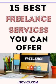 Today you will learn best freelance services you can offer as a freelancer. Do you want to know the best freelance services you can offer as a new freelancer? If yes, you are at the right place because here we will demonstrate to you the comprehensive guide on freelancing services that you can offer to get some big bucks Into your pockets. #freelancing #freelancetips #freelanceservices #onlineearning #freelancers