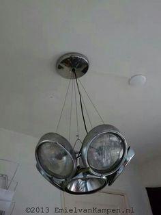 Headlight Chandelier