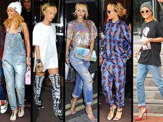 Rihanna Tumblr | Rihanna Sexy Shoes, Heels, Boots: Rihanna's Week of Fab Footwear ...