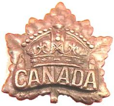 CEF - Cap Badge - General Service Badge issued at enlistment prior to assignment to a battalion. Battalion badge would then replace this one. Canadian Law, Canadian Soldiers, Fun World, World History, Law Enforcement, Canada, Military, War, Motto