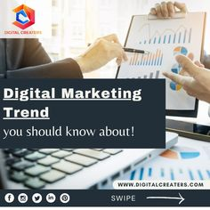 From Content to Live Videos, there are several Digital Marketing Trends that makes a Digital Marketer successful. For more information related to Digital Marketing Trend and Web Development visit us. #Digitalmarketing #Content #website #Audience #contentwriting #DigitalCreaters #socialmediamarketing #socialmedia #branding #SEO #OnlineMarketing #business #marketingtips #infographics #Advertising #webdesign #instagram #facebook #Livevideos #business #instagood #trending #branding #Digitalworld