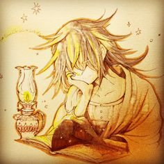 Leo Baskerville     Pandora Hearts Fan Art