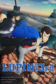 LUPIN The Third sera diffusé sur dès le 3 décembre ! Lupin The Third, Manga News, Anime Figures, Manga Games, Manga Comics, All Anime, Detective, Science Fiction, Pop Culture
