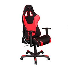 DXRacer Formula Series DOHFD101NR Newedge Edition Office Chair Gaming Chair Ergonomic Computer Chair eSports Desk Chair Executive Chair Furniture With Pillows BlackRed *** Learn more by visiting the image link.Note:It is affiliate link to Amazon.