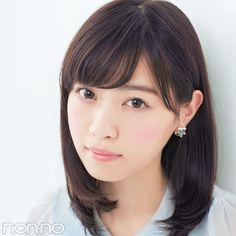 顔形別・アイドル前髪似合わせテク 自分の顔形にピッタリ合うアイドル前髪を作るには? ポイントは、最初のブロッキング! 丸顔さん 顔立ちまでスッキリ☆なアイドル前髪 丸顔さんの場合、顔幅を大きく見せないことが重要。前髪を斜めに流し、底辺の幅を狭く取った三角形にブロッキングをして… Naver, Asia