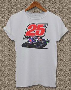 Maverick Vinales 25 Yamaha MotoGP Shirt Women and Men Vinales T Shirt MVK01 #Unbranded #BasicTee